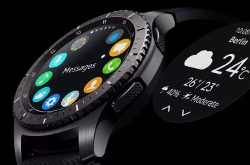 Luxe smartwatches