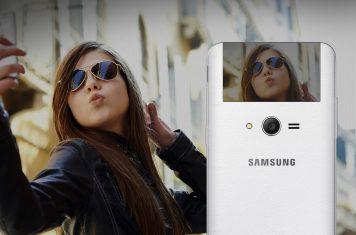 Nieuwe Samsung smartphone