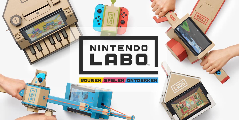 Nintendo Labo kopen