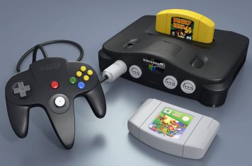 Nintendo N64 Classic mini