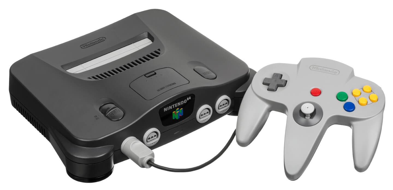 Nintendo retro console
