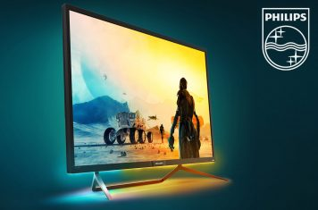 Philips 4K gaming monitor