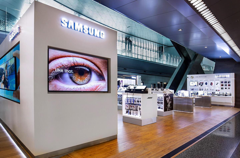 Samsung verkoopcijfers