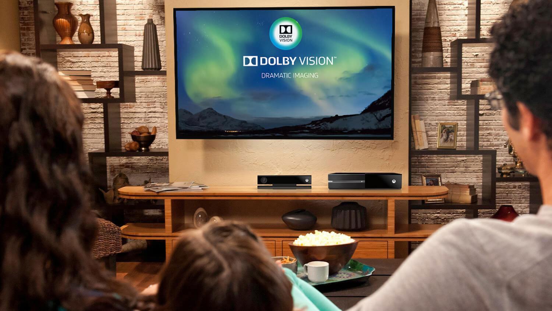 Xbox Netflix Dolby Vision