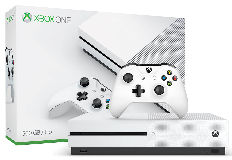 Xbox spelcomputers