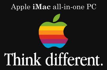Apple iMac all-in-one PC vandaag 20 jaar oud