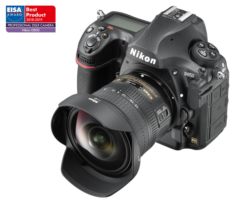 Beste professionele DSLR camera