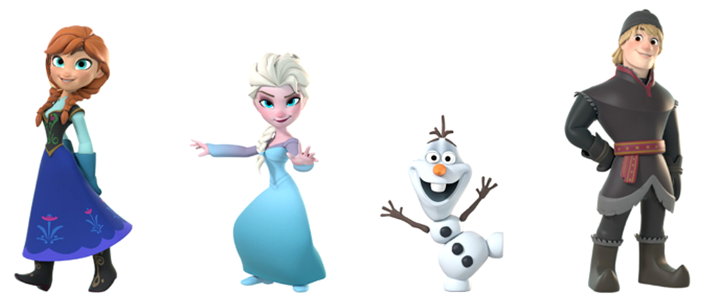 Disney Frozen Emoji