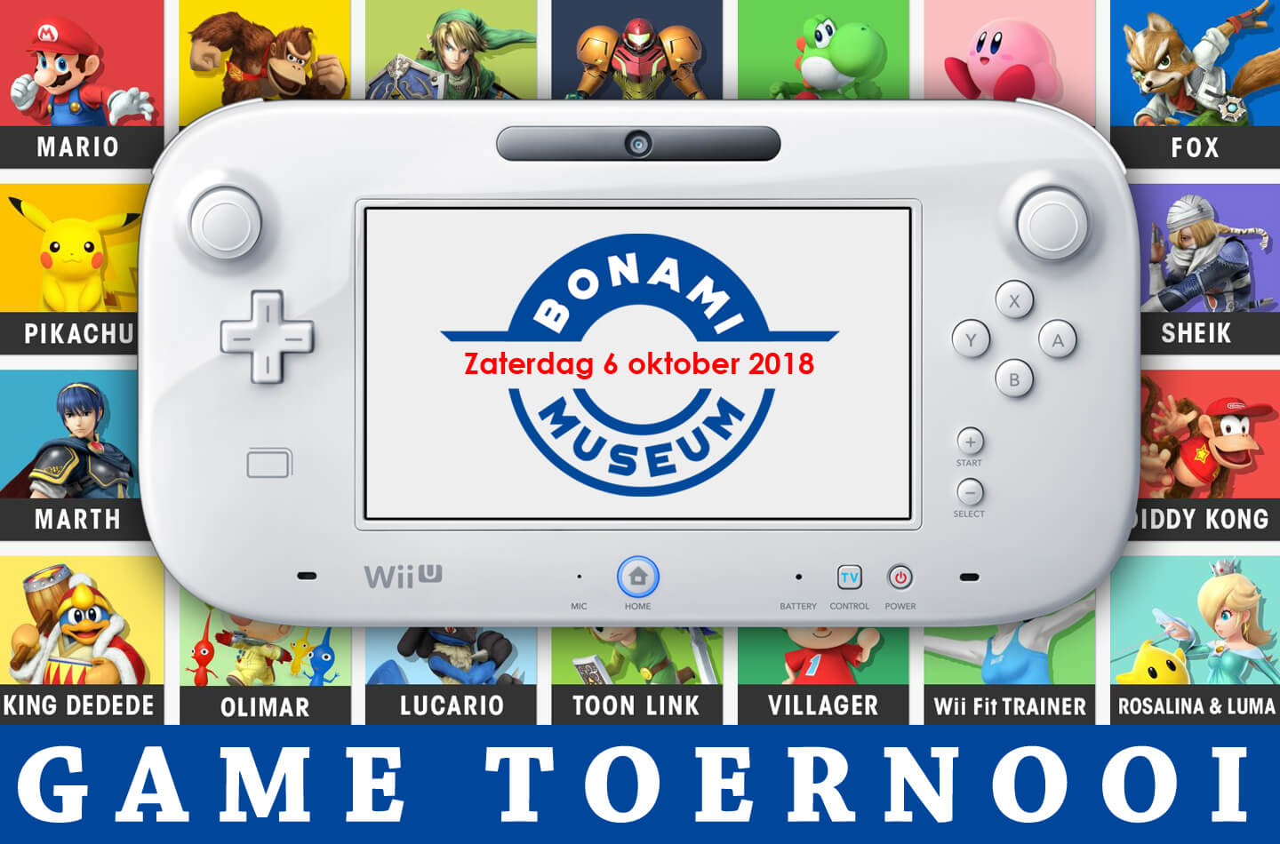 Game toernooien