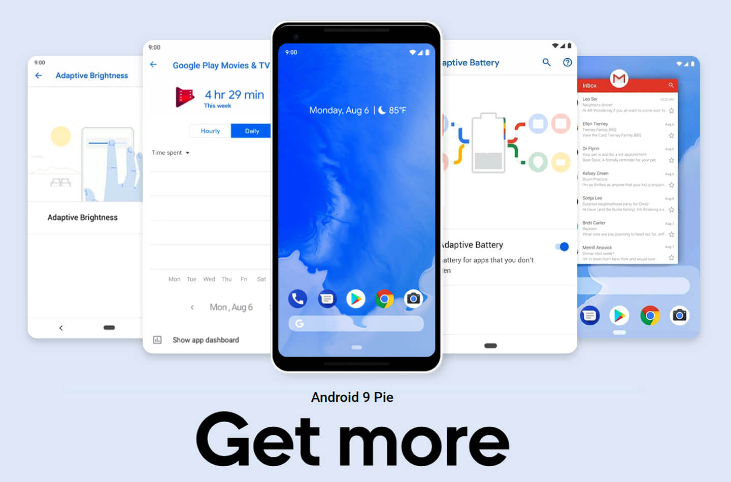 Google Android 9