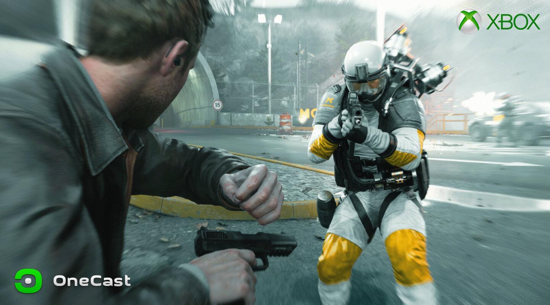 Microsoft Xbox One games