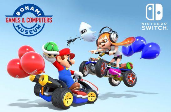Nintendo Switch Mario Kart 8 toernooi