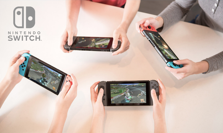 Nintendo Switch toernooi