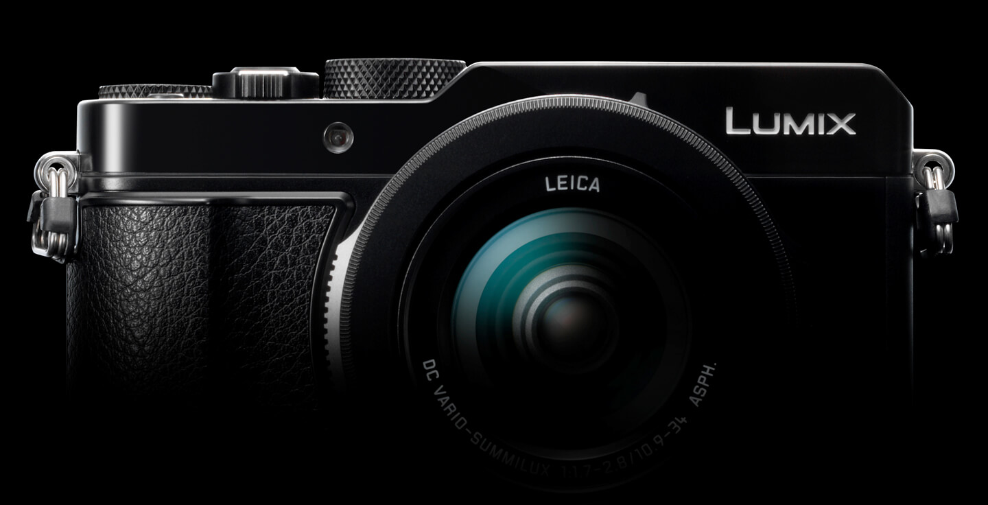 Panasonic digitale compact camera