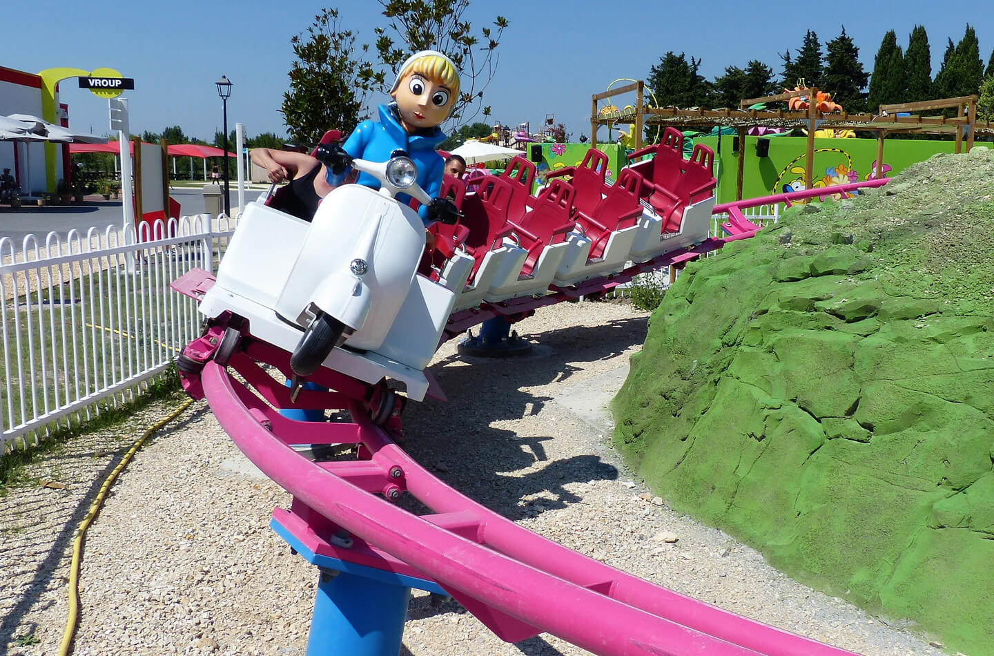 Pretpark recensies