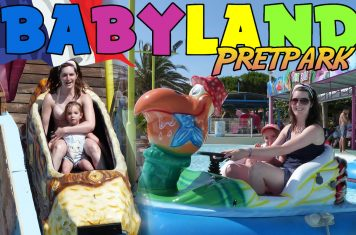 Pretpark voor kleine kinderen