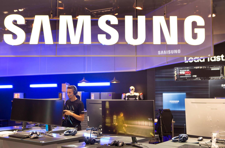 Samsung Gamescom 2018