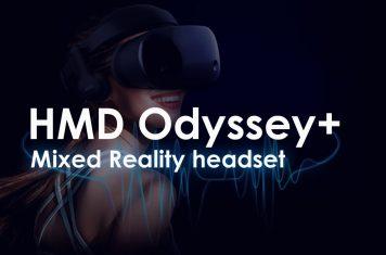 Samsung HMD Odyssey+