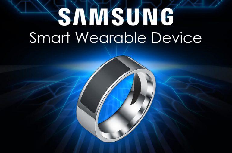 Samsung smart ring
