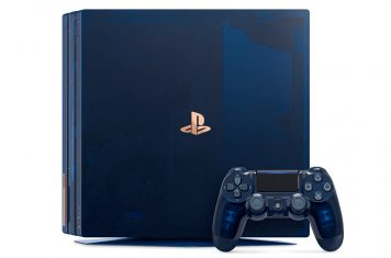 Sony PS4 Pro Limited Edition