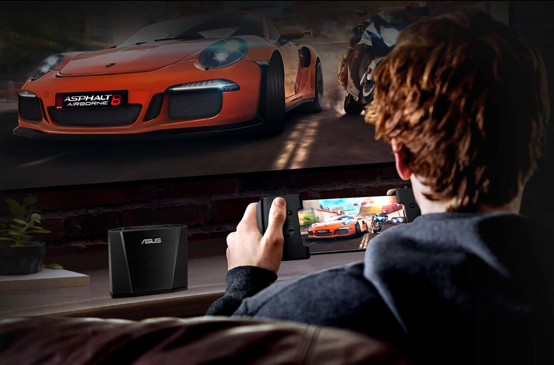 Speciale gaming smartphones
