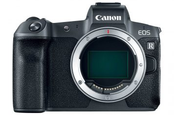 Canon EOS R systeem