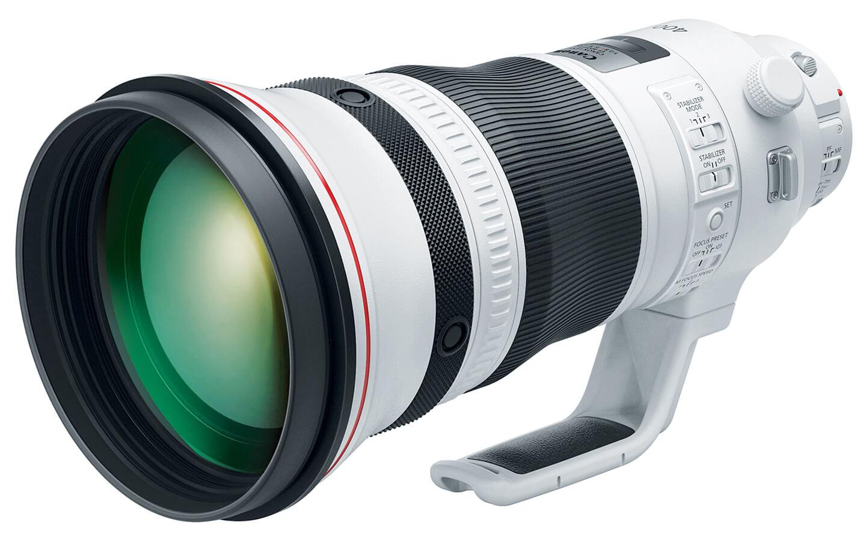 Canon EOS telelenzen
