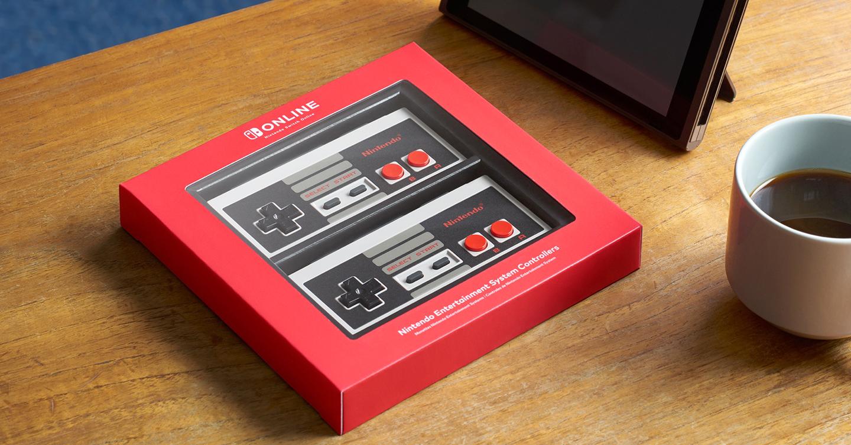 Draadloze NES controllers