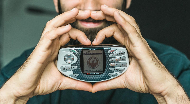 Gaming telefoons