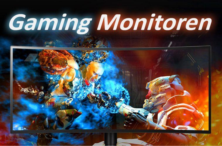 LG gaming monitoren