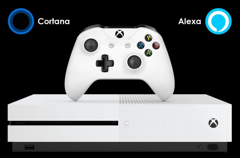Microsoft Xbox spraakbediening