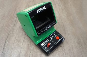 Nintendo tabletop mini arcadekast