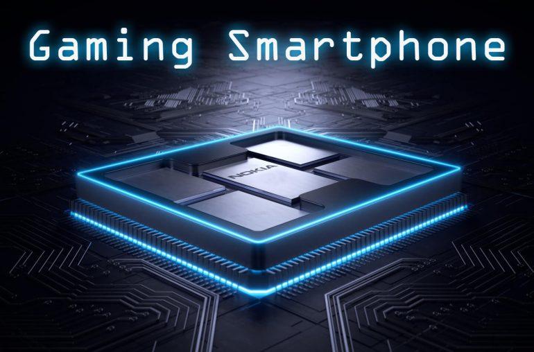 Nokia gaming smartphone