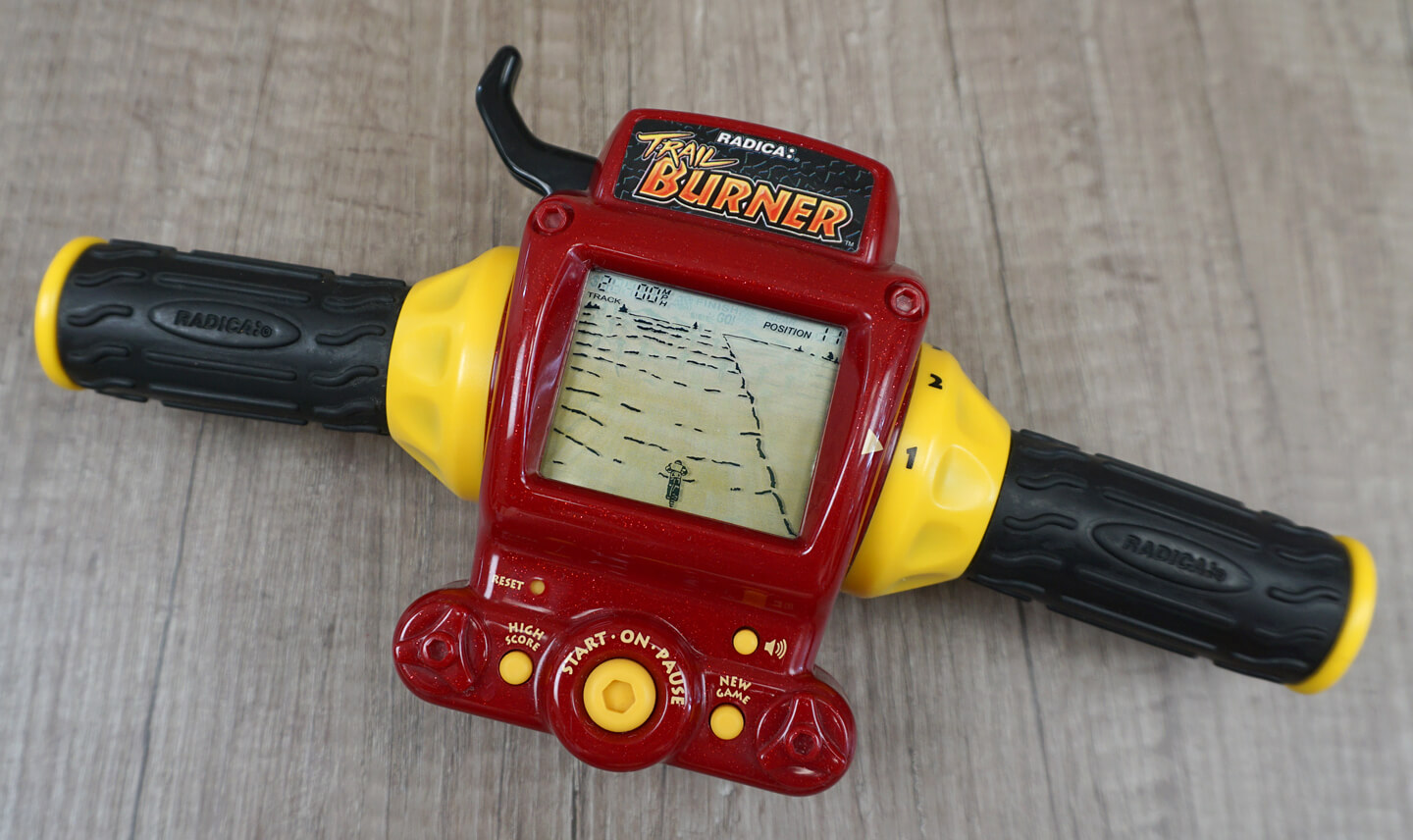 Radica Trail Burner