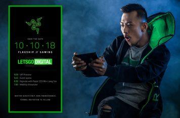 Razer gaming telefoon binnenkort officieel