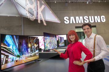 Samsung QLED 8K TV