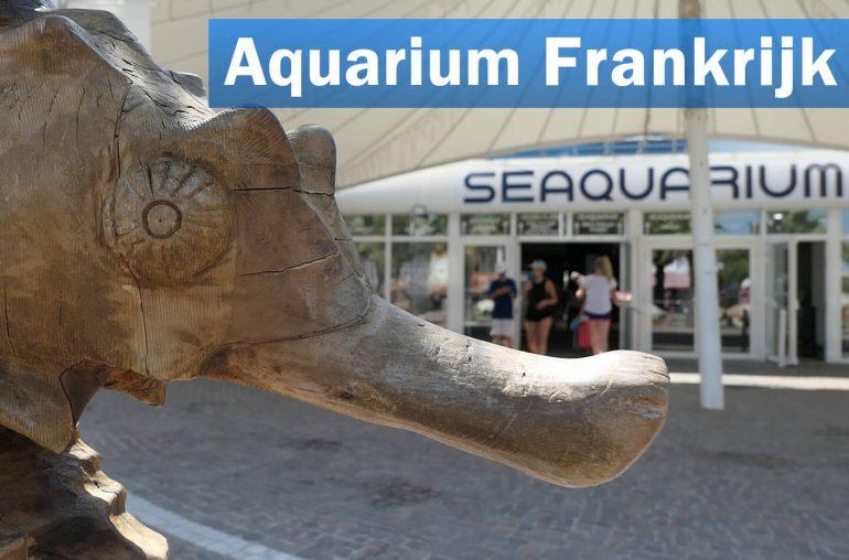Seaquarium Zeedierenpark Frankrijk