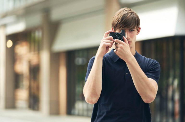 Sony Cybershot HX compact camera modellen