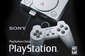 Sony PlayStation Classic retro console