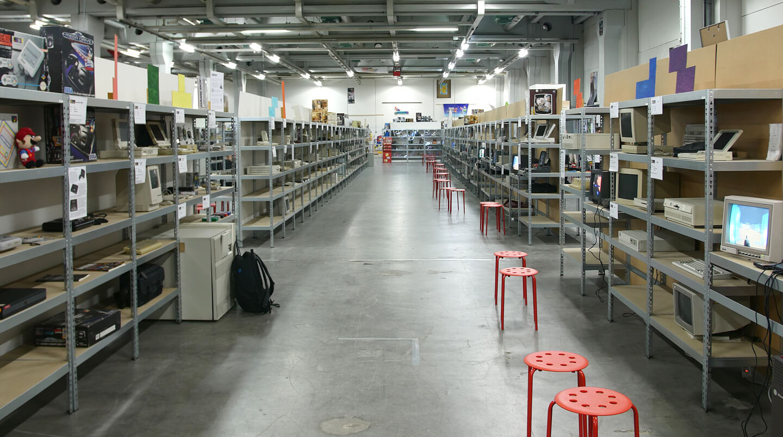 Spelcomputer museum