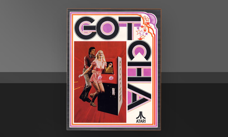 Atari retro arcadespel