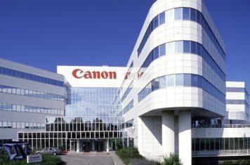 Canon professionele 360 graden camera