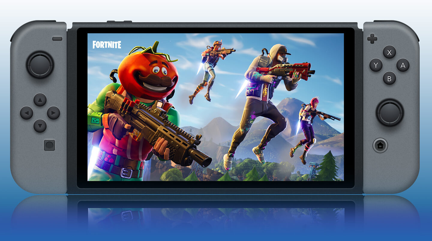 Fortnite Nintendo