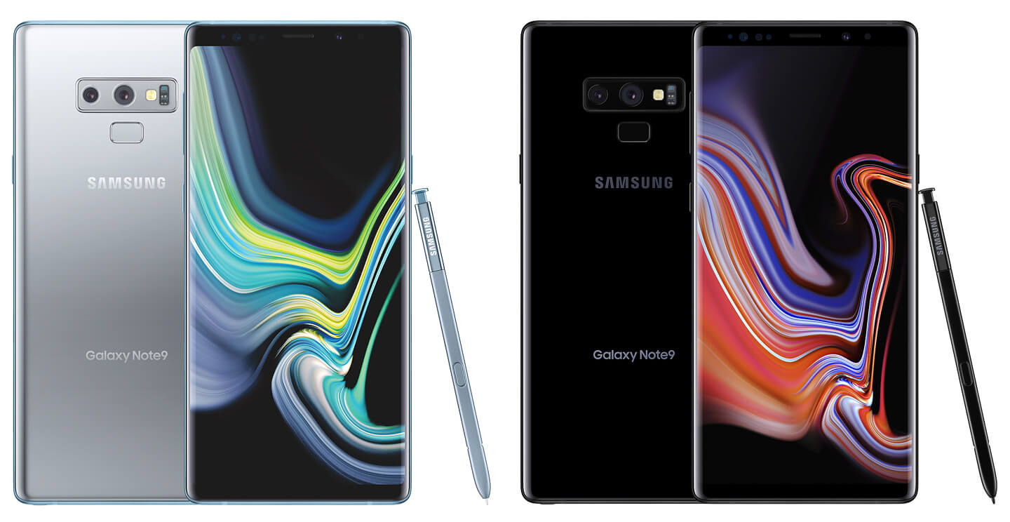 Galaxy Note9 Cloud Silver