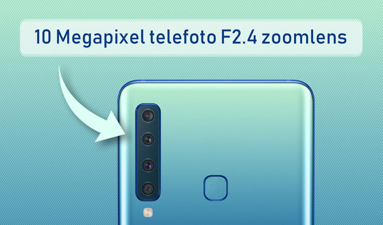 Galaxy smartphone camera