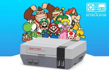 Goedkope spelcomputer met waanzinnig aantal retro games