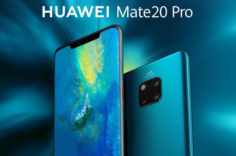 Huawei beste smartphone van 2018