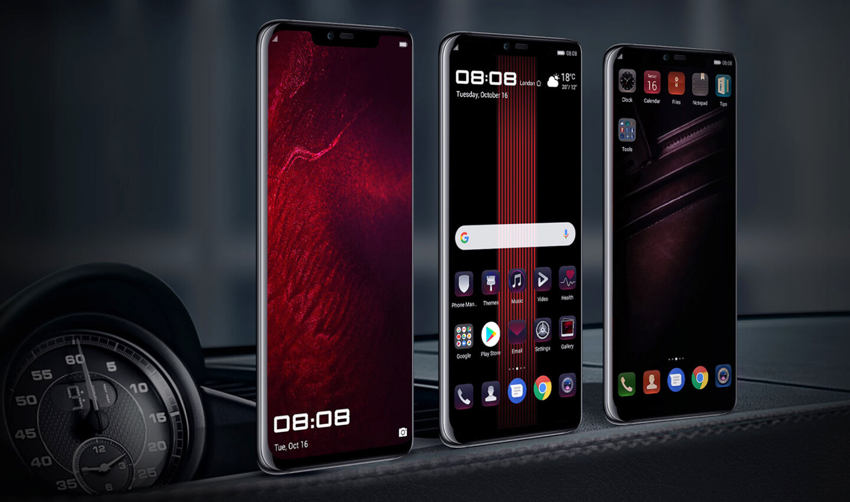 Luxe smartphone