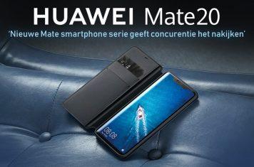 Mate 20 smartphone