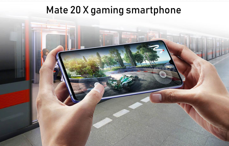 Mate gaming smartphone